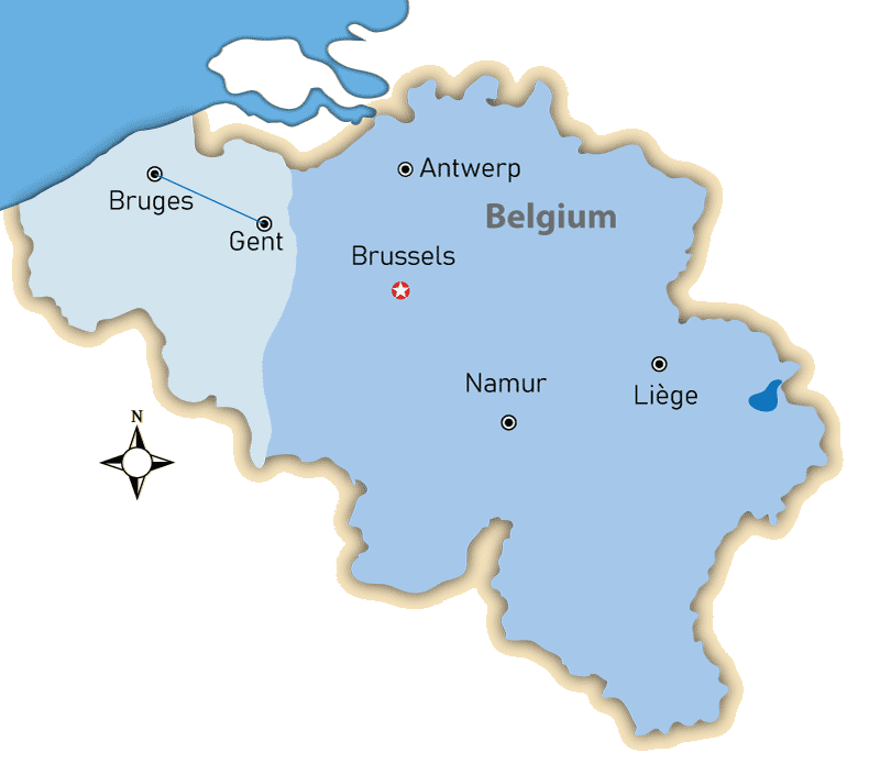 belgium travel resources